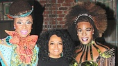 Diana Ross at Kinky Boots – Kevin Smith Kirkwood – Diana Ross – Kyle Taylor Park