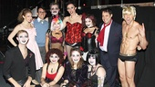 Go see Rocky Horror, playing the Bucks County Playhouse through November 2, 2013!
