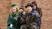 A Christmas Story – 2013 Meet and Greet – Erin Dilly – Noah Baird – John Bolton – Jake Lucas