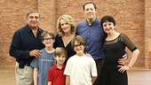 A Christmas Story – 2013 Meet and Greet – Dan Lauria – Jake Lucas – Noah Baird – Erin Dilly – Eli Tokash – John Bolton – Caroline O'Connor – Pete – Lily