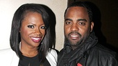 After Midnight opening night – Kandi Burruss – Todd Tucker