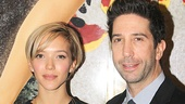 Domesticated Opening Night – Zoe Buckman – David Schwimmer