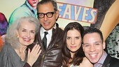 The blue-chip Domesticated cast includes Mary Beth Peil, Jeff Goldblum, Mia Barron and Robin De Jesus.