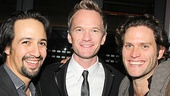 Nothing to Hide opening – Lin-Manuel Miranda – Neil Patrick Harris – Steven Pasquale