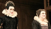 Richard III and Twelfth Night opening – Mark Rylance – Paul Chahidi
