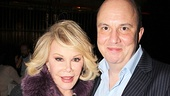 Richard III and Twelfth Night opening – Joan Rivers – Paul Chahidi