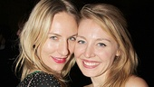 Richard III and Twelfth Night opening – Mickey Sumner – Juliet Rylance