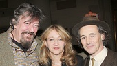 Richard III and Twelfth Night opening – Stephen Fry – Sonia Friedman – Mark Rylance