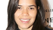 Richard III and Twelfth Night opening – America Ferrera
