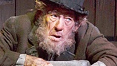 Ian McKellen as Estragon in Waiting For Godot