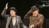 <I>Waiting For Godot</I>: Show Photos - Patrick Stewart - Ian McKellen