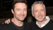 Associate choreographer Chris Peterson (who worked with Jackman on Oklahoma! in London) catches up with the Emmy winner.