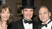 Gentleman's Guide opening night – Dee Hoty – Jefferson Mays – Dr. Barry Kohn