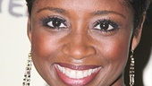 Always gorgeous Tony nominee Montego Glover gets her Sondheim fix.