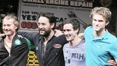 The Bawdy Boys of <i>Small Engine Repair</i> Enjoy a F**king Amazing Opening