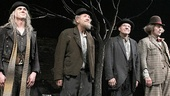 Waiting For Godot – Opening Night – Billy Crudup – Ian McKellen – Patrick Stewart – Shuler Hensley