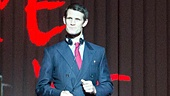 <I>American Psycho</I>: Show Photos - Matt Smith