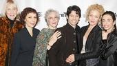 Cheri – Opening Night – Tina Howe – Sarah Rothenberg – Martha Clarke – Herman Cornejo – Amy Irving – Alessandra Ferri