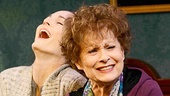Charlotte Cohn as Ayelet & Carol Lawrence as Edna in Handle with Care