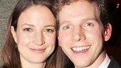 Gemma and Stark Sands are happy to support Cyndi Lauper's True Colors Fund.