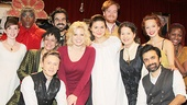 Megan Hilty had a blast on her trip to Russia! Go to the Kazino to see Natasha, Pierre and the Great Comet of 1812 through January 19, 2014.