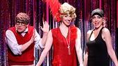 Marcus Stevens, Mia Gentile & Carter Calvert in Forbidden Broadway