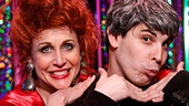 Carter Calvert & Marcus Stevens in Forbidden Broadway