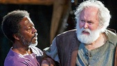 Clarke Peters - John Lithgow