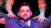 Jeremy Jordan as J. M. Barrie in Finding Neverland
