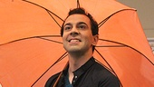 Honeymoon in Vegas star Rob McClure plays Jack Singer in the new musical.