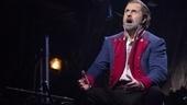 Alfie Boe as Jean Valjean in Les Miserables. Photo by Matthew Murphy