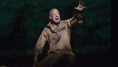 Alfie Boe as Jean Valjean in Les Miserables.