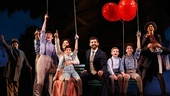 Finding Neverland – Show Photos – 1/16 -Laura Michelle Kelly - Tony Yazbeck