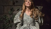 Alex Finke as Cosette in Les Miserables. Photo by Matthew Murphy