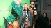 Wicked Herald Square Event - Manuel Herrera - Carole Shelley - Kristin Chenoweth - Joel Grey - Idina Menzel