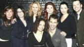 Will and Grace meets Some Girl(s), clockwise from top left: Maura Tierney, Megan Mullaly, Brooke Smith, Debra Messing, Fran Drescher, Sean Hayes, Eric McCormack and Judy Reyes.