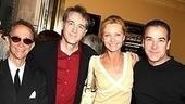 Tony winners congregate 2006 - Joel Grey - Boyd Gaines - Joan Allen - Mandy Patinkin