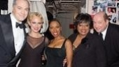 Melora Hardin Debuts in Chicago  Melora Hardin  Brenda Braxton  Tom Hewitt  LaVon Fisher-Wilson  Scott Davidson