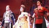 Beauty and the Beast 10th Anniversary - Curtain Call - Steve Blanchard - Christy Romano Carlson - Grant Norman
