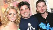 Laura Bell Fans at Wicked - Laura Bell Bundy - Adam Epstein - Justen M. Brosnan