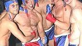 Broadway Bares 2004 - Boxers
