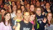 Daphne & Adam in Jersey - Adam Pascal - fans
