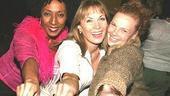 Mamma Mia parting shot - Harriet D. Foy - Dee Hoty - Tamara Bernier