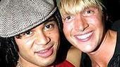 New Mamma Mia Cast - Isaac Calpito - Ryan-Michael Shaw