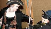 Avenue Q Halloween - Jennifer Barnhart - Zorro
