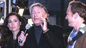 Phantom Film Stars at Bloomingdale&#39;s - Minnie Driver - Joel Schumacher - Patrick Wilson