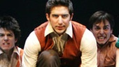 West Side Story - Show Photos - Cody Green - cast (snapping)