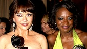 2010 Tony Winners Circle  Catherine Zeta-Jones  Viola Davis