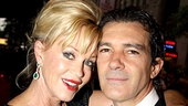 2010 Tony Awards Red Carpet  Melanie Griffith  Antonio Banderas