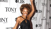 2010 Tony Awards Red Carpet  Karine Plantadit